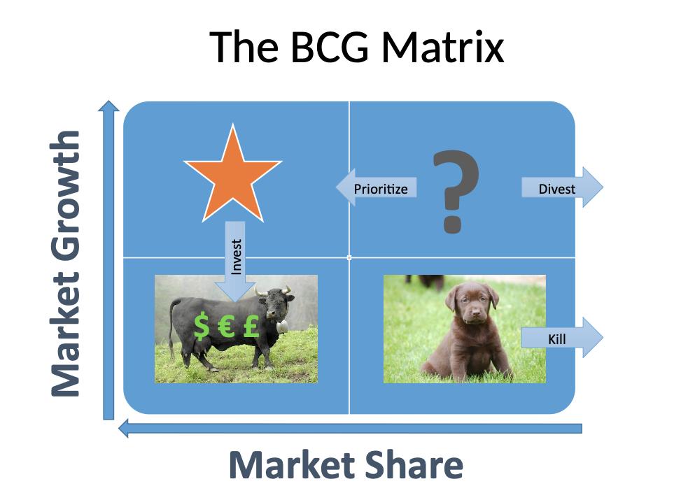 The BCG Matrix